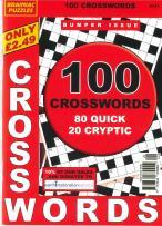 Brainiac Crosswords magazine