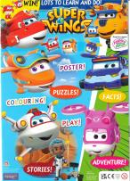 Super Wings magazine