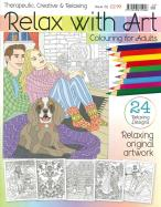 Relax with Art Issue 62 magazine