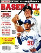 Athlon Baseball  magazine