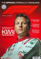 Official F1 Magazine magazine