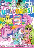 I Love Unicorns magazine