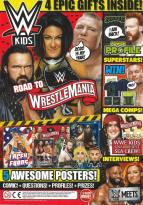 WWE Kids Issue 58 magazine