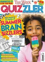 The Week Junior Quizzler magazine