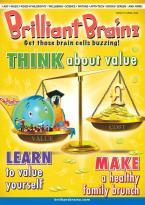 Brilliant Brainz Issue 19 magazine