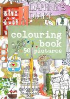 Daphne's Diary Colouring Book magazine