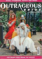 Outrageous Bride magazine