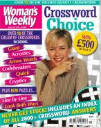 Woman's Weekly Crossword Choice magazine