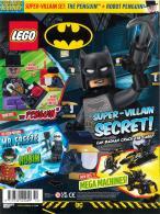 Lego Superhero Legends magazine