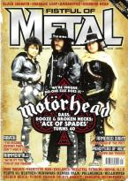 Fistful of Metal magazine