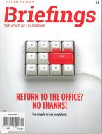 Briefings magazine