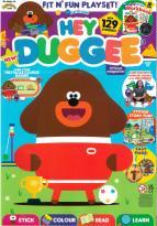 Fun to Learn Hey Duggee magazine