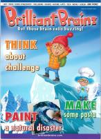 Brilliant Brainz Issue 23 magazine