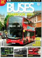 Buses Yearbook magazine