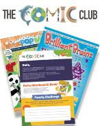 The Comic Club 04 magazine