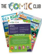 The Comic Club 05 magazine