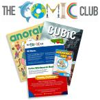 The Comic Club 06 magazine