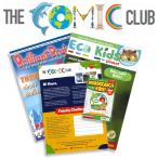 The Comic Club 07 magazine