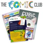 The Comic Club 08 magazine