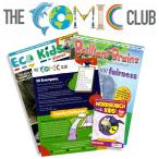 The Comic Club 09 magazine