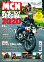 MCN Best of Biking Series magazine
