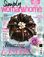 Simply Woman and Home magazine