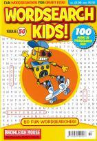 Wordsearch Kids Issue 50 magazine