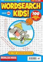Wordsearch Kids Issue 46 magazine