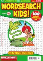 Wordsearch Kids Issue 47 magazine