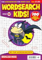 Wordsearch Kids Issue 48 Single Issue magazine