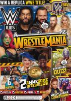 WWE Kids Issue 68 magazine