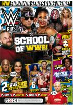 WWE Kids Issue 69 magazine