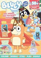 Bluey magazine
