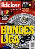 Kicker Bundesliga magazine