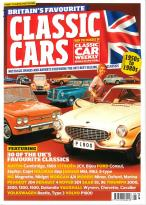 Enjoy Classic Motoring magazine