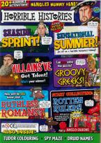 Horrible Histories - (without free gifts) magazine