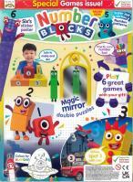 Numberblocks magazine