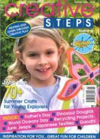 Creative Steps magazine