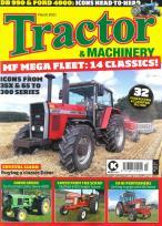 Tractor and Machinery magazine