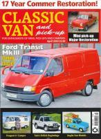 Classic Van & Pickup magazine