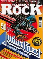 Classic Rock magazine