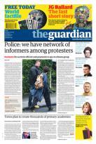 The Guardian SIXDAY - DO NOT USE magazine