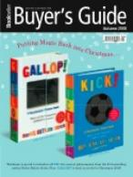 Bookseller Buyers Guide magazine