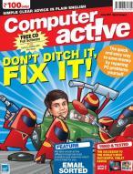 Computer Active EX magazine