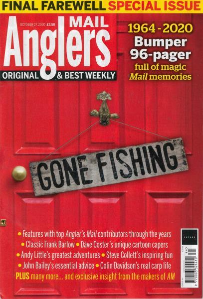 Anglers Mail magazine