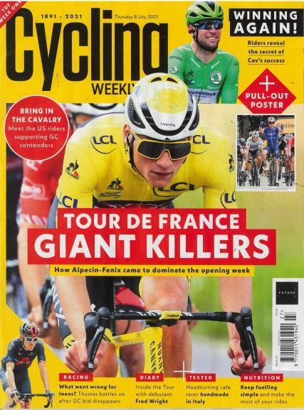 Cycling Weekly magazine