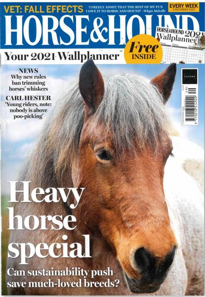 Horse And Hound magazine