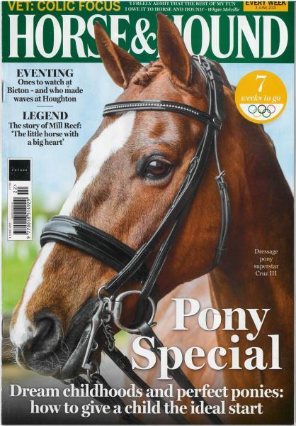 Horse And Hound magazine