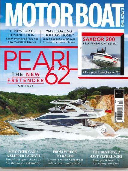 Motor Boat & Yachting magazine