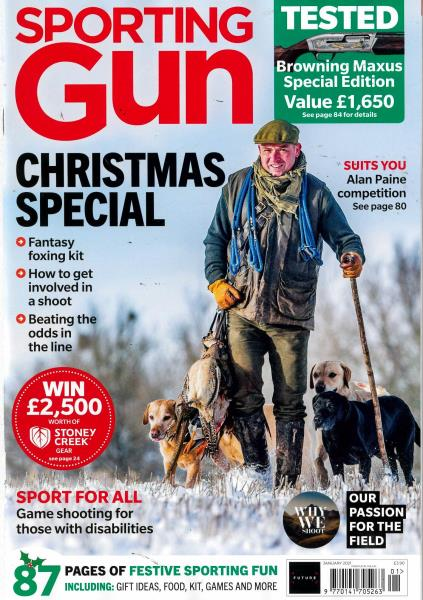 Sporting Gun magazine